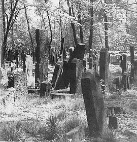 Friedhof Knigstrae (aschkenasisch)