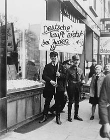 Boykott 1933