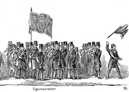 Cigarrenarbeiter (1859)